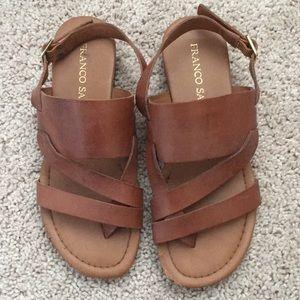 Franco Sarto Gatsby sandal sz6